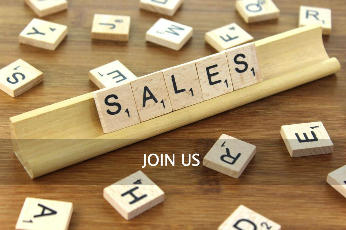 We're looking for a passionate Junior Sales Executive